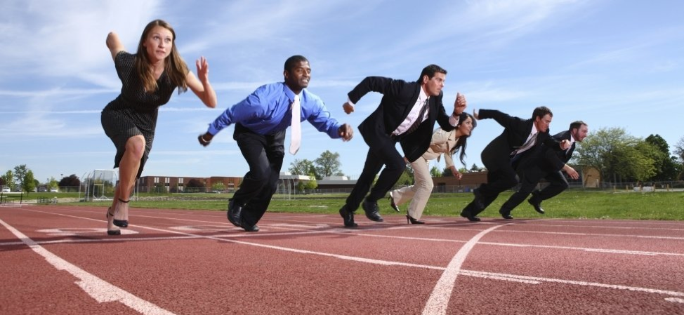 Running to Stand Still or Finding the Time to Lead?