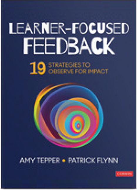 Learner Focused Feedback Book Cover