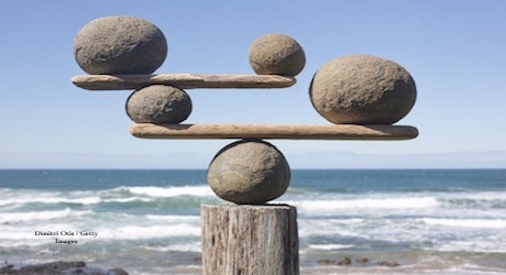 Finding Balance: Responding to How We Really Are